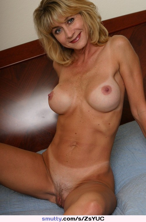 Attractive middle aged nude women