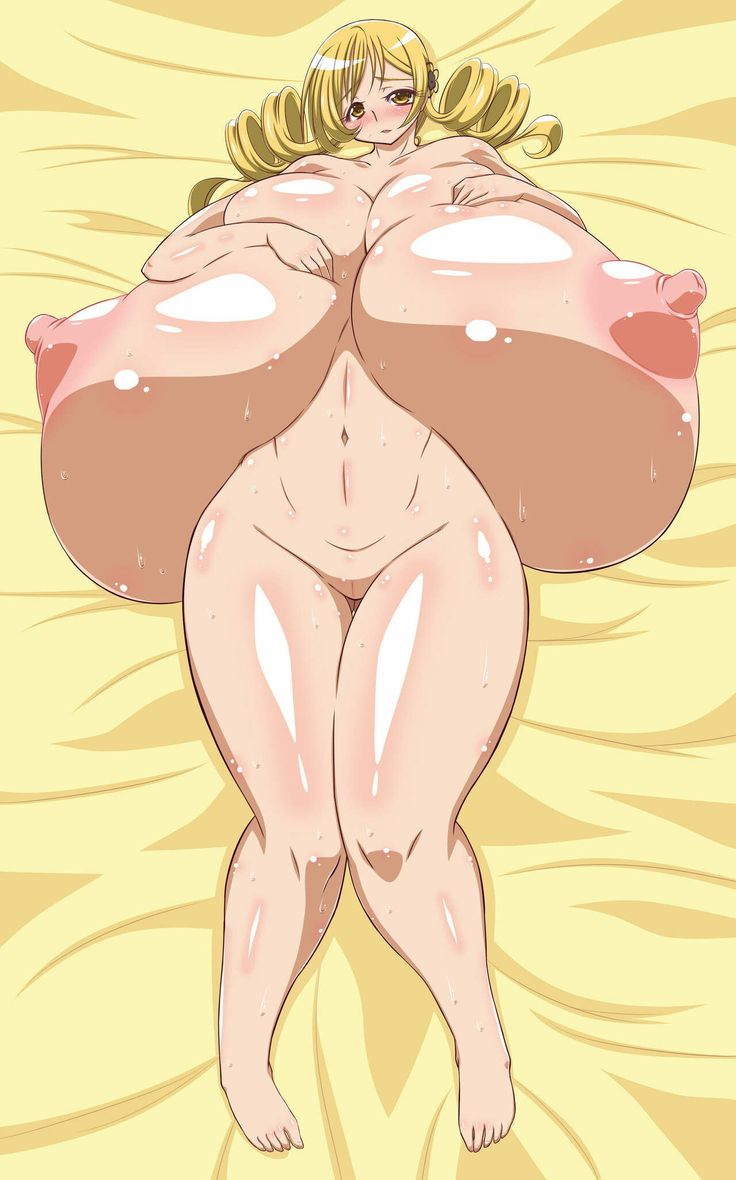 Breast expansion anime
